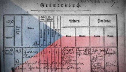Using Online Czech Records: State Regional Archives in Zamrsk