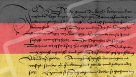 German Church and Civil Records