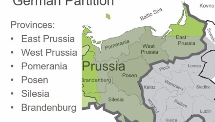 Poland Historical Geography