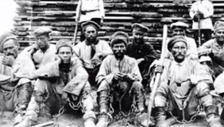 The Volga German Settlements in Russia