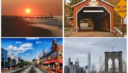 Mid-Atlantic States Overview