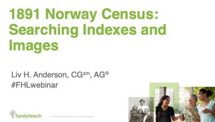 1891 Norway Census Title.jpg