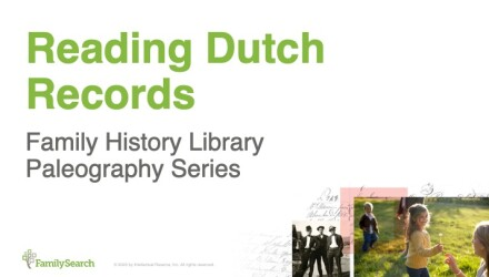 Reading Dutch Records.jpg