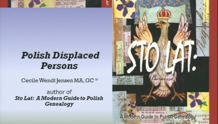 Polish Displaced Persons